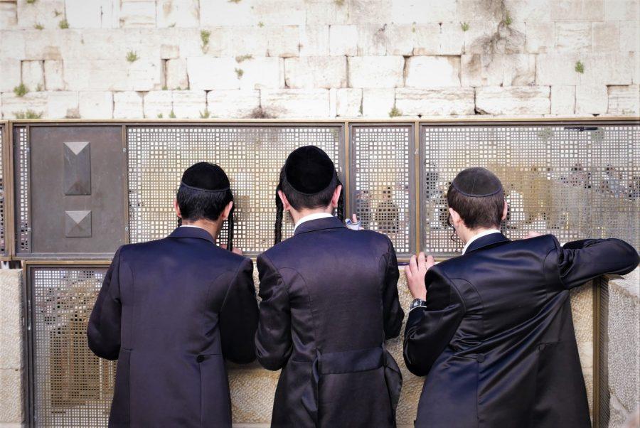 Sabat, Muro de las Lamentaciones