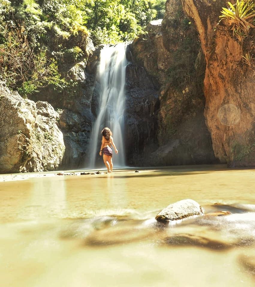 Salto del Baiguate, cascadas de República Dominicana