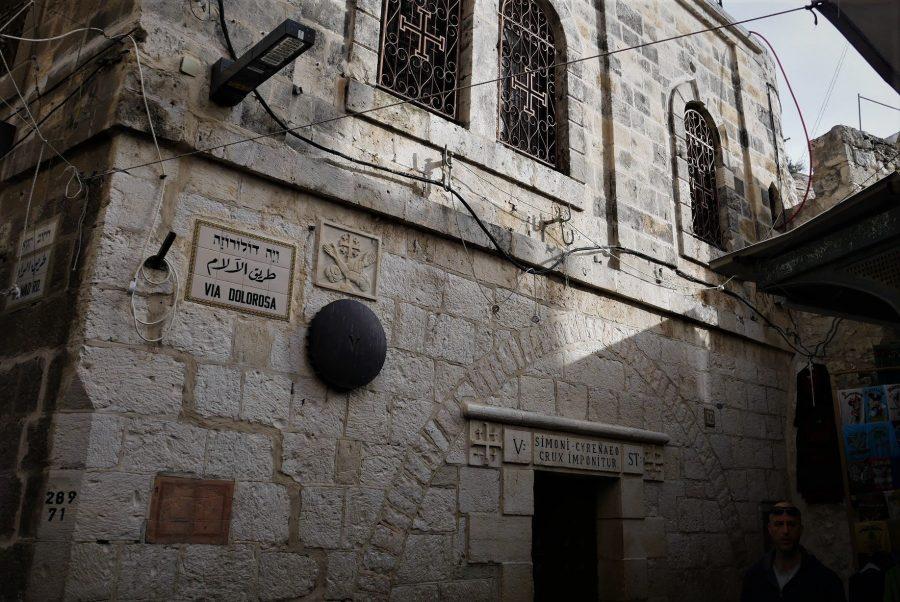 Vía Dolorosa, guía de Jerusalén