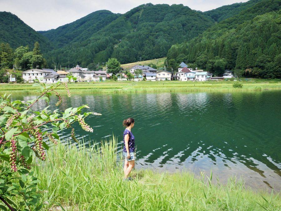 Alpes Japoneses, Ruta de 20 días por Japón