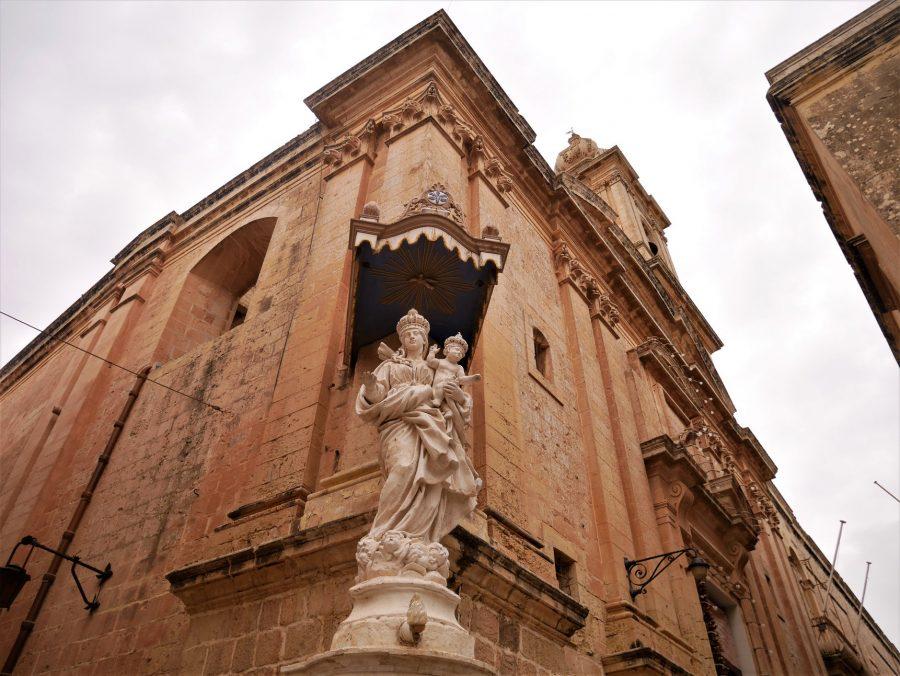 Calles de Mdina, Malta