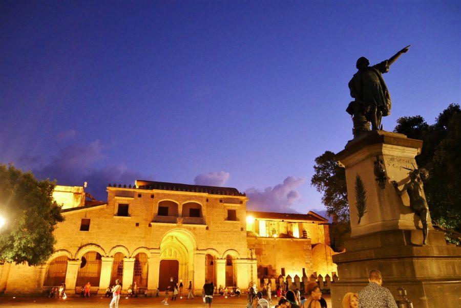 Centro histórico de Santo Domingo