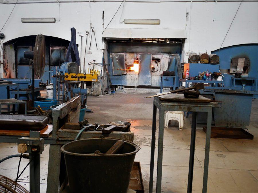 Fábrica de vidrio de Mdina, Malta