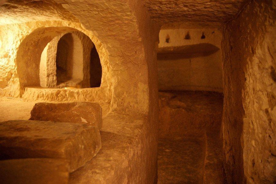 Catacumbas de Rabat