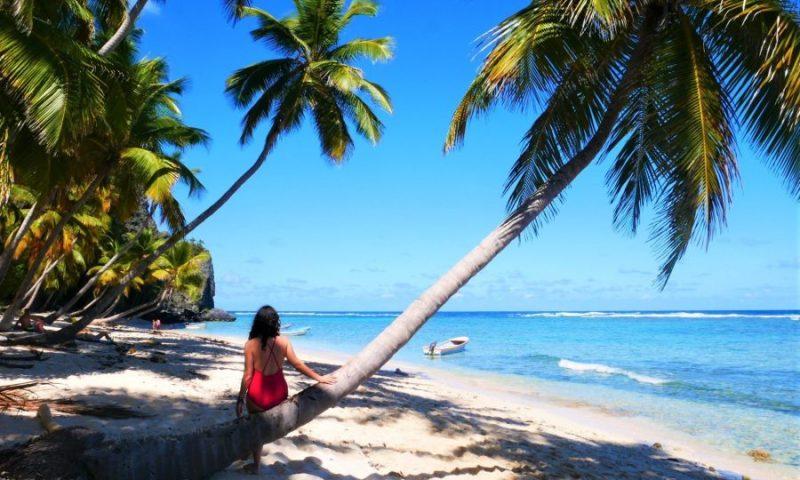 Razones para viajar a República Dominicana, playa Frontón