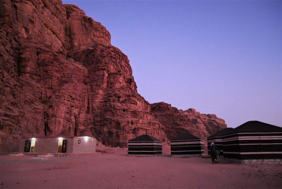 Campamento de Wadi Rum