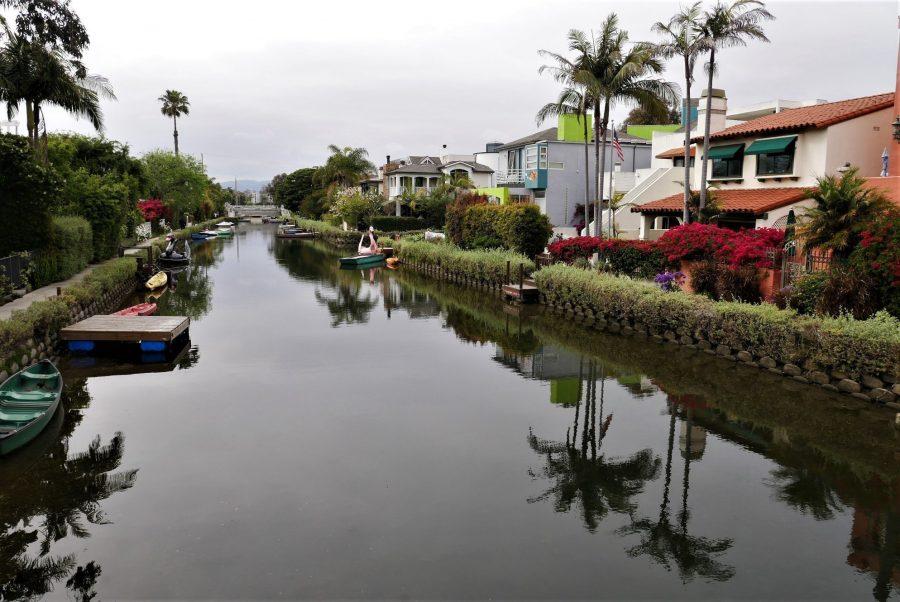 Canales de Venice, Los Ángeles