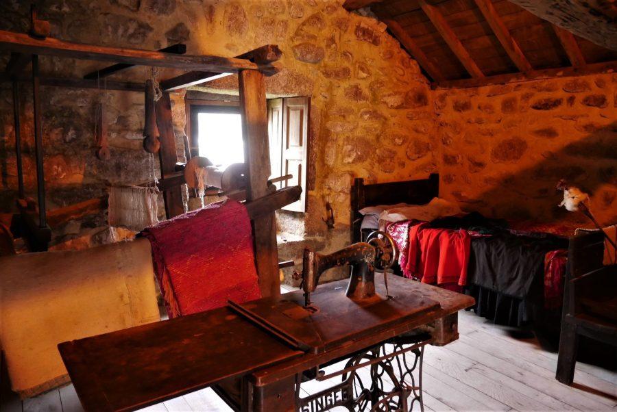 Casa tradicional de Castro Laboreiro
