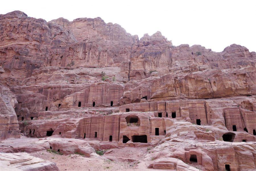 Cuevas de Petra, Jordania
