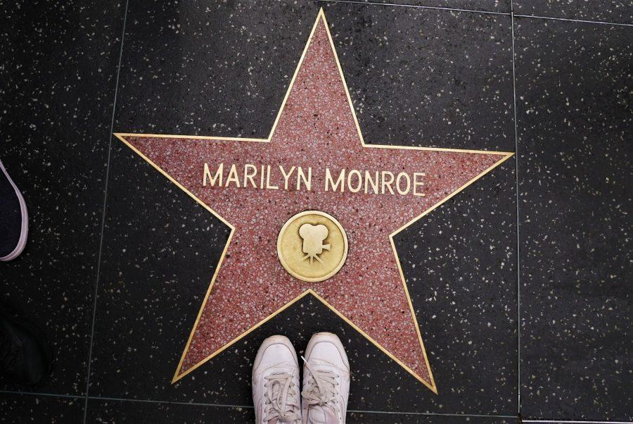Estrella de Marilyn Monroe en el Paseo de la Fama de Hollywood