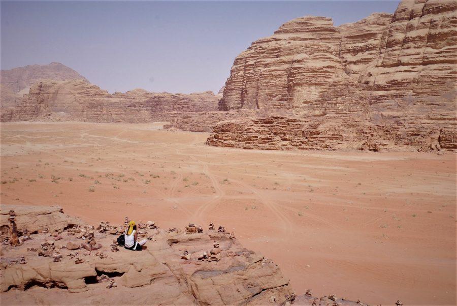 Excursión a Wadi Rum en Jordania