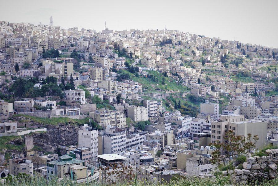 Las colinas de Ammán