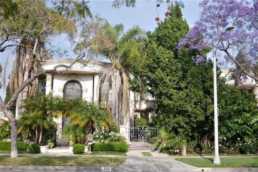 Mansiones de Beverly Hills, Los Ángeles