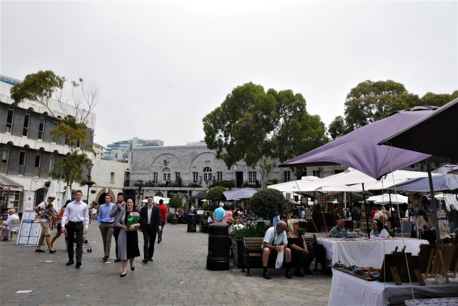Multiculturalidad en Gibraltar