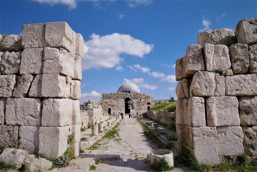 Palacio Omeya, La Ciudadela, qué ver en Ammán