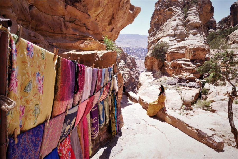 Telas, subida al Monasterio, visitar Petra en 2 días
