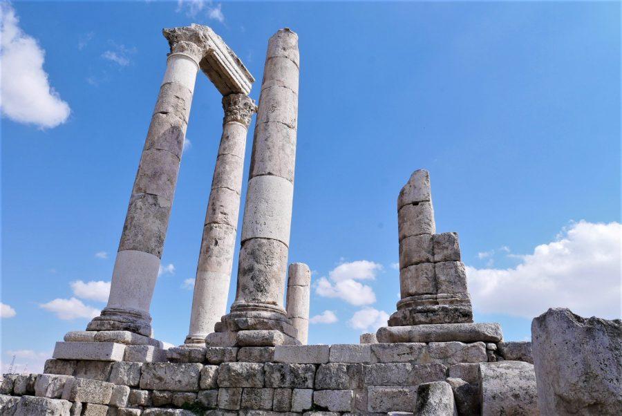 Templo de Hércules, qué ver en Ammán