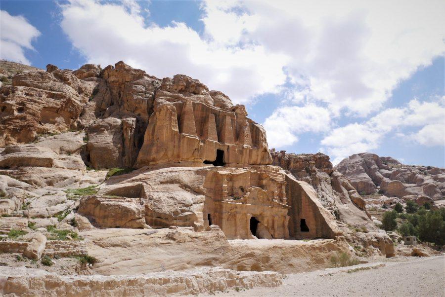 Tumba de los Obeliscos, Petra