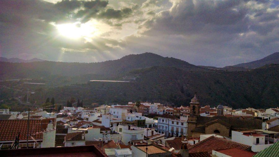 Velez Benaudalla, costa Tropical de Granada