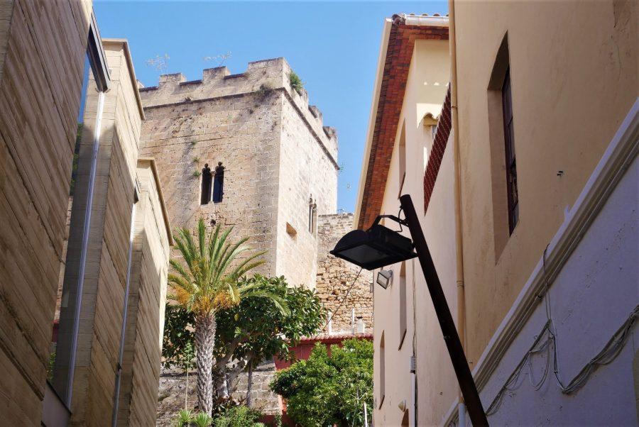 Castillo de Denia, Alicante