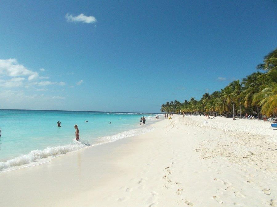Isla Saona, playas más bonitas de República Dominicana