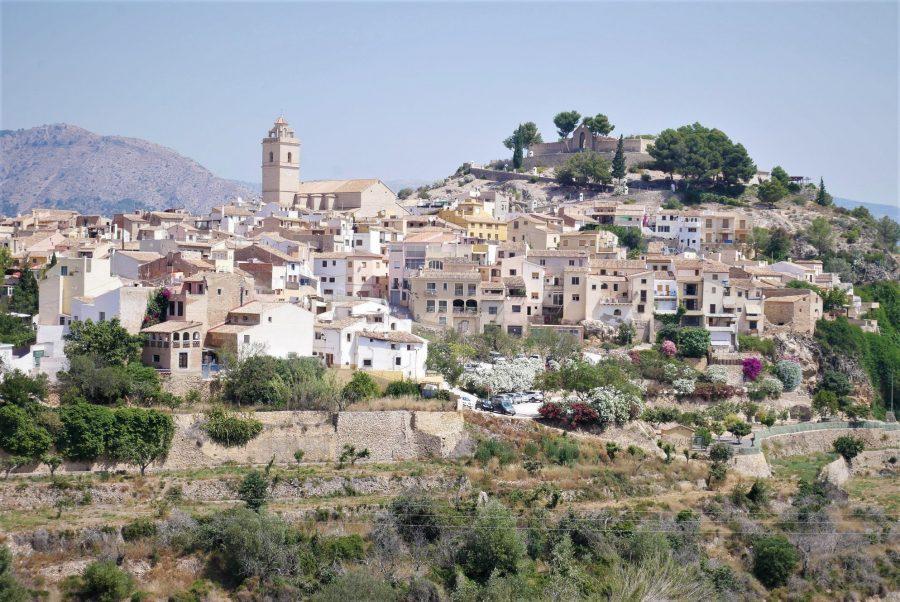 Polop de la Marina, pueblos bonitos que ver en Alicante