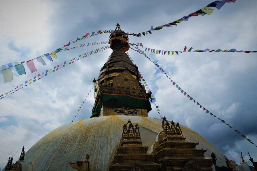 Templo de los Monos, Katmandú