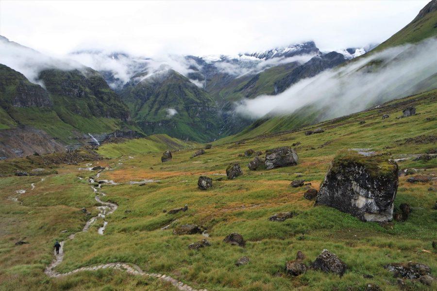 Trekking en los Annapurnas, ruta de 20 días por Nepal