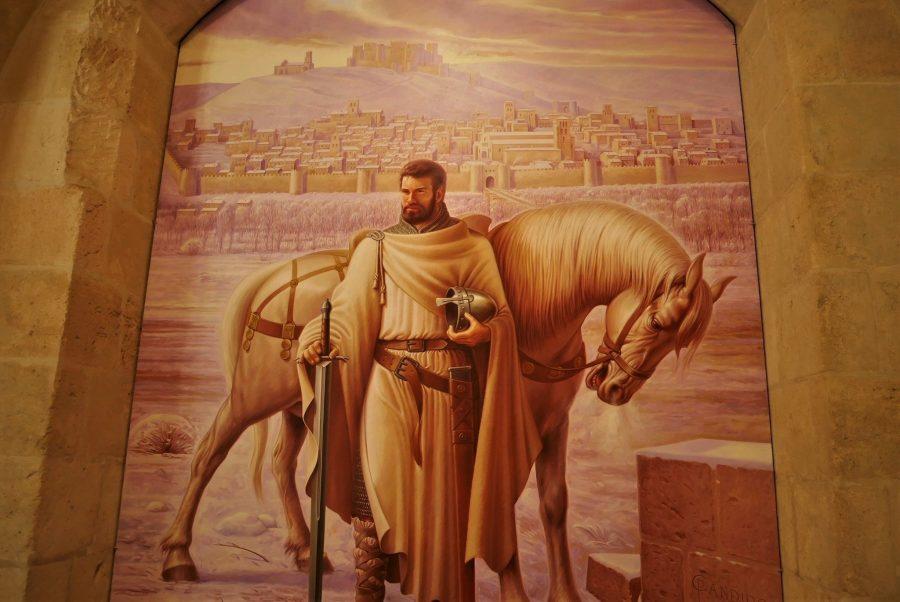 El Cid Campeador, catedral de Burgos