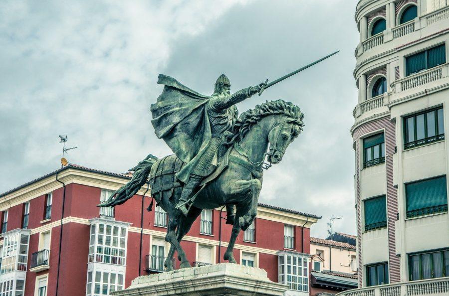 El Cid, ruta de un día por Burgos