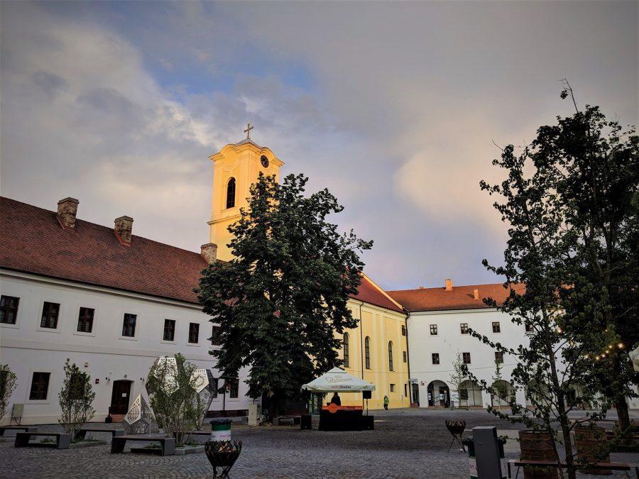 La Ciudadela de Oradea