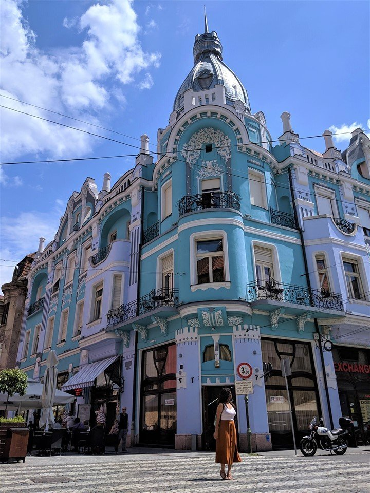 Moskovits Miksa Palace, qué ver en Oradea