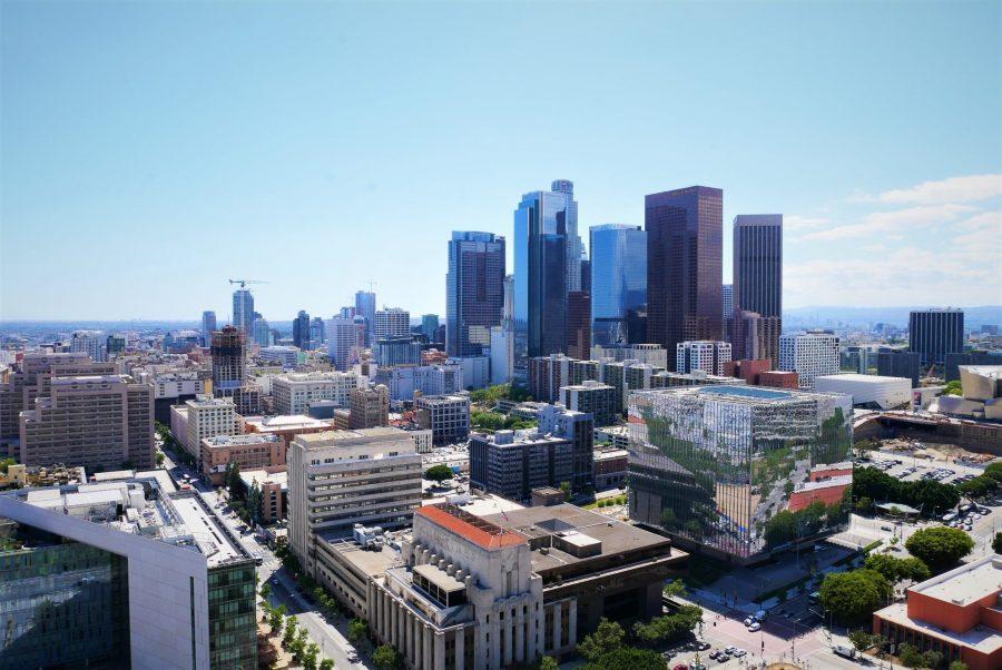 Vistas del Downtown de L.A., mejores excursiones que hacer en Los Angeles