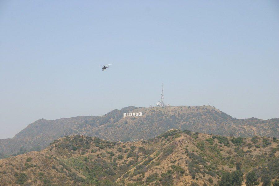 Vuelo en helicóptero sobre Los Ángeles