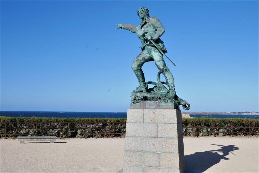 El corsario de Saint-Malo
