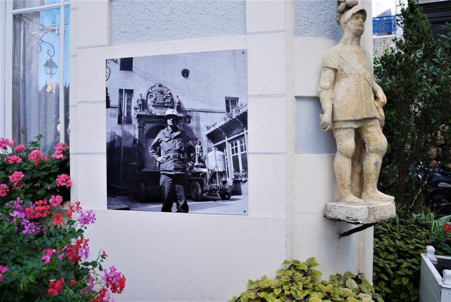 Foto de la Segunda Guerra Mundial en Saint-Malo