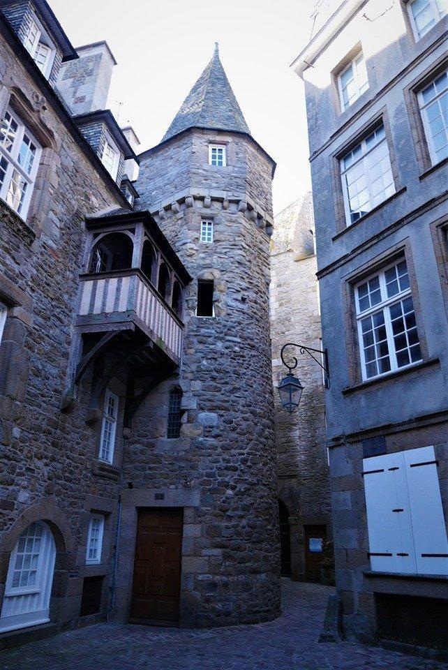 La casa más antigua de Saint-Malo