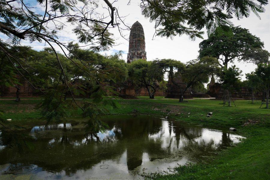 Parque Arqueológico de Ayutthaya