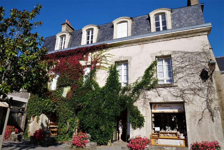 Tiendas de Rochefort