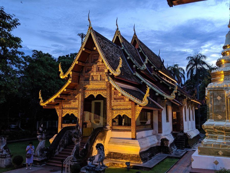 Wat Phra Singh, qué hacer en Chiang Mai
