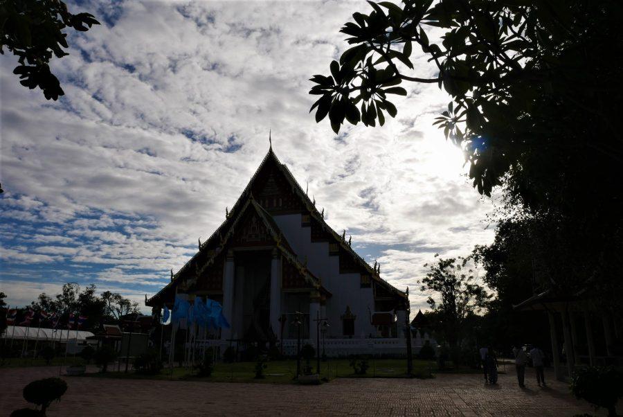 Wihan Phra Mongkho Bophit, Ayutthaya