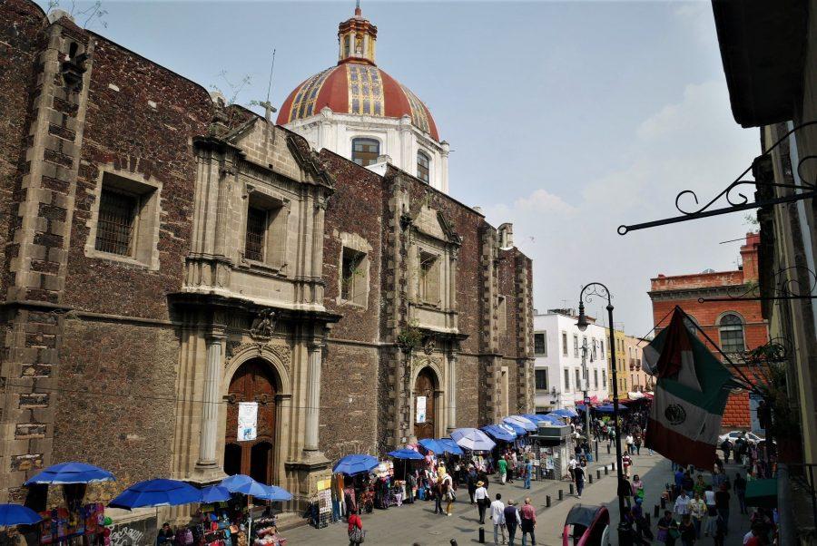 Calle de la Moneda, Ciudad de México
