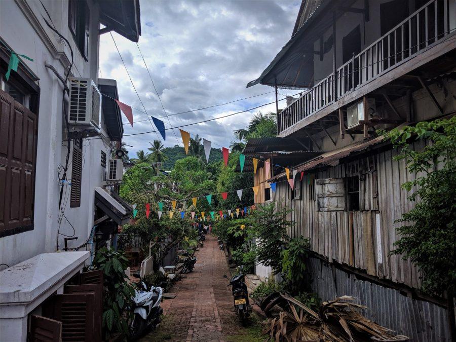Calles de Luang Prabang
