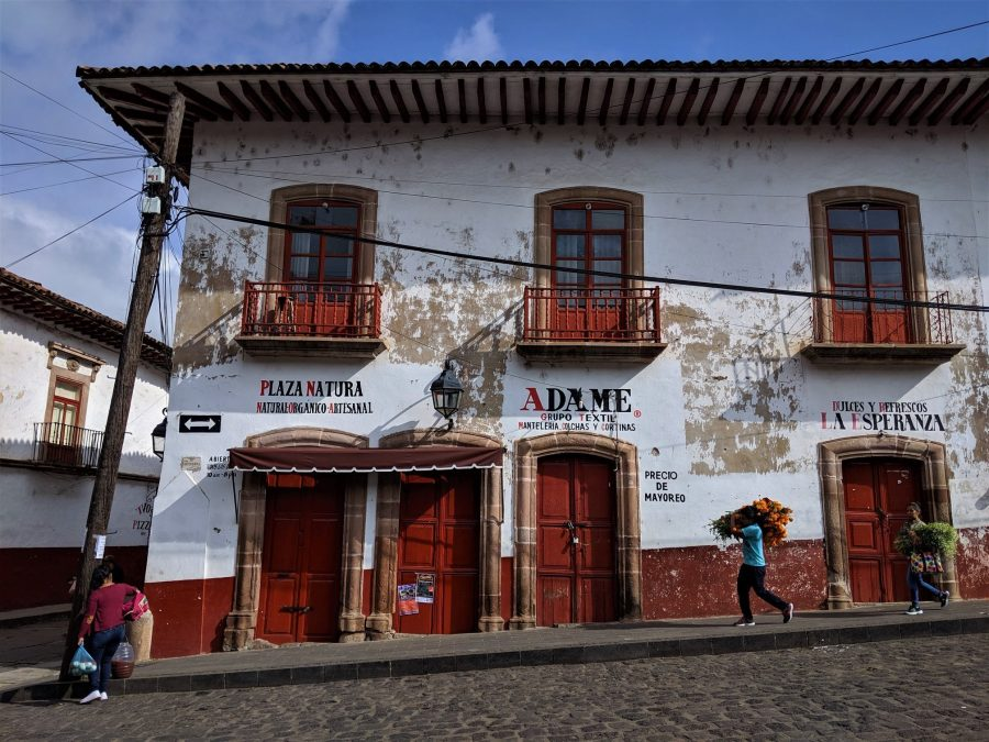 Centro histórico de Pátzcuaro