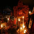 Día de los Muertos en Michoacán México
