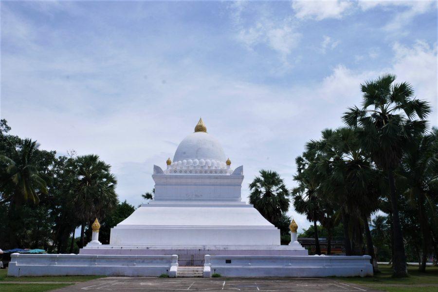 El templo de Wat Visoun, Luang Prabang