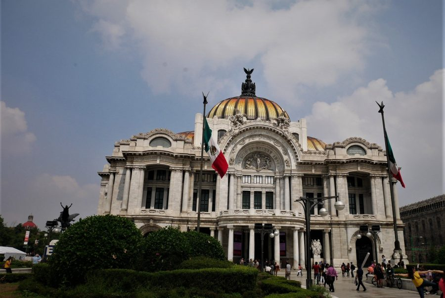 Palacio de Bellas Artes, qué ver un día en Ciudad de México