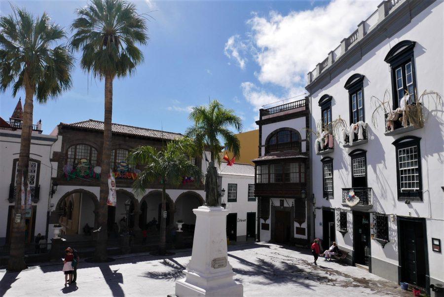 Plaza de España, qué ver en Santa Cruz de La Palma