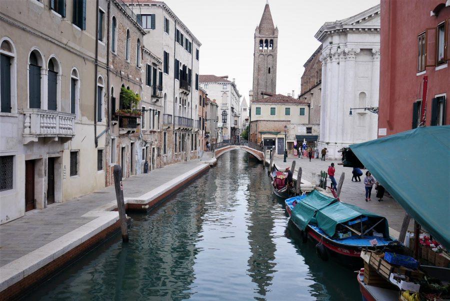 Sitios de Venecia más tranquilos