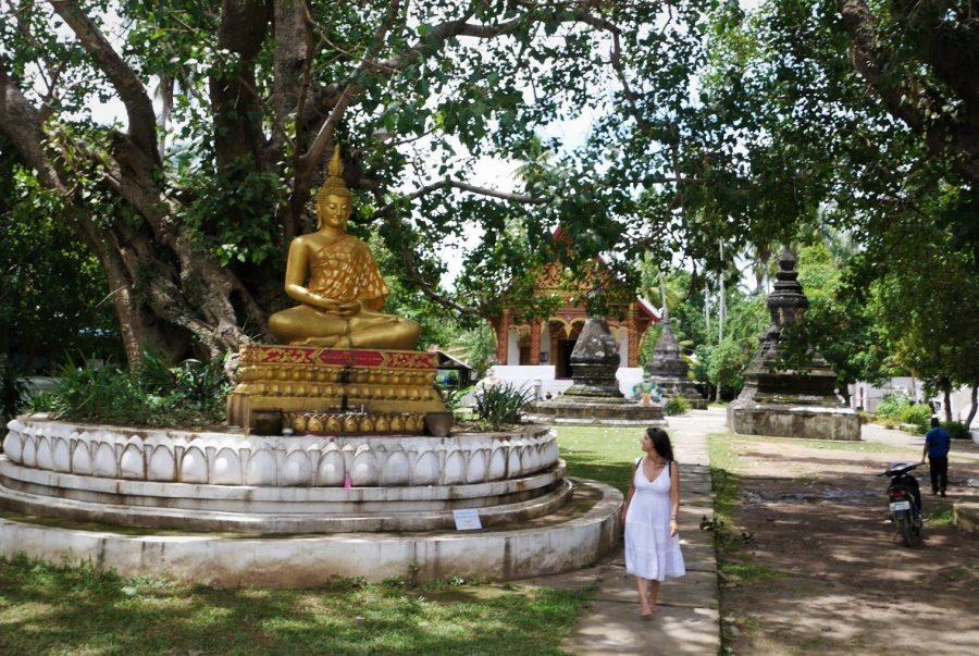 Tranquilidad en Luang Prabang